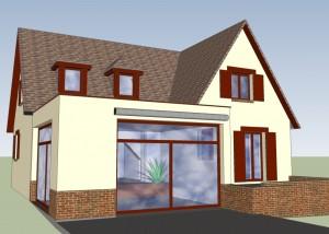 maison gerault projet3 rouge 2