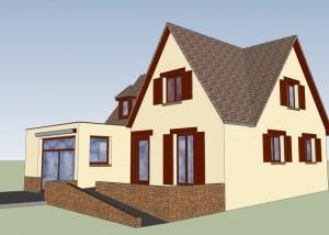 maison gerault projet3 rouge